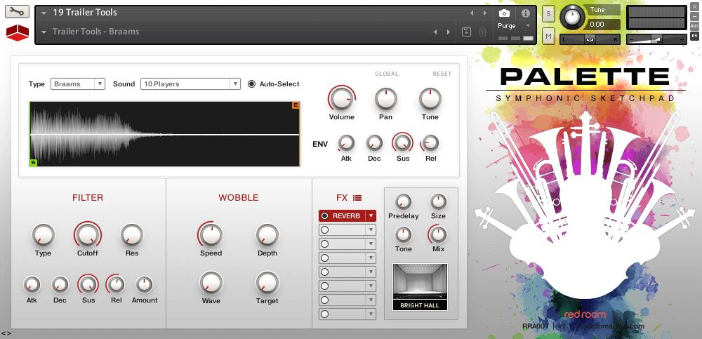 Palette - Symphonic Sketchpad