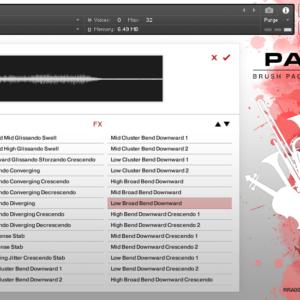 Palette - Orchestral FX